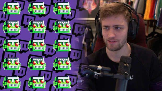 Sodapoppin y bots de Twitch
