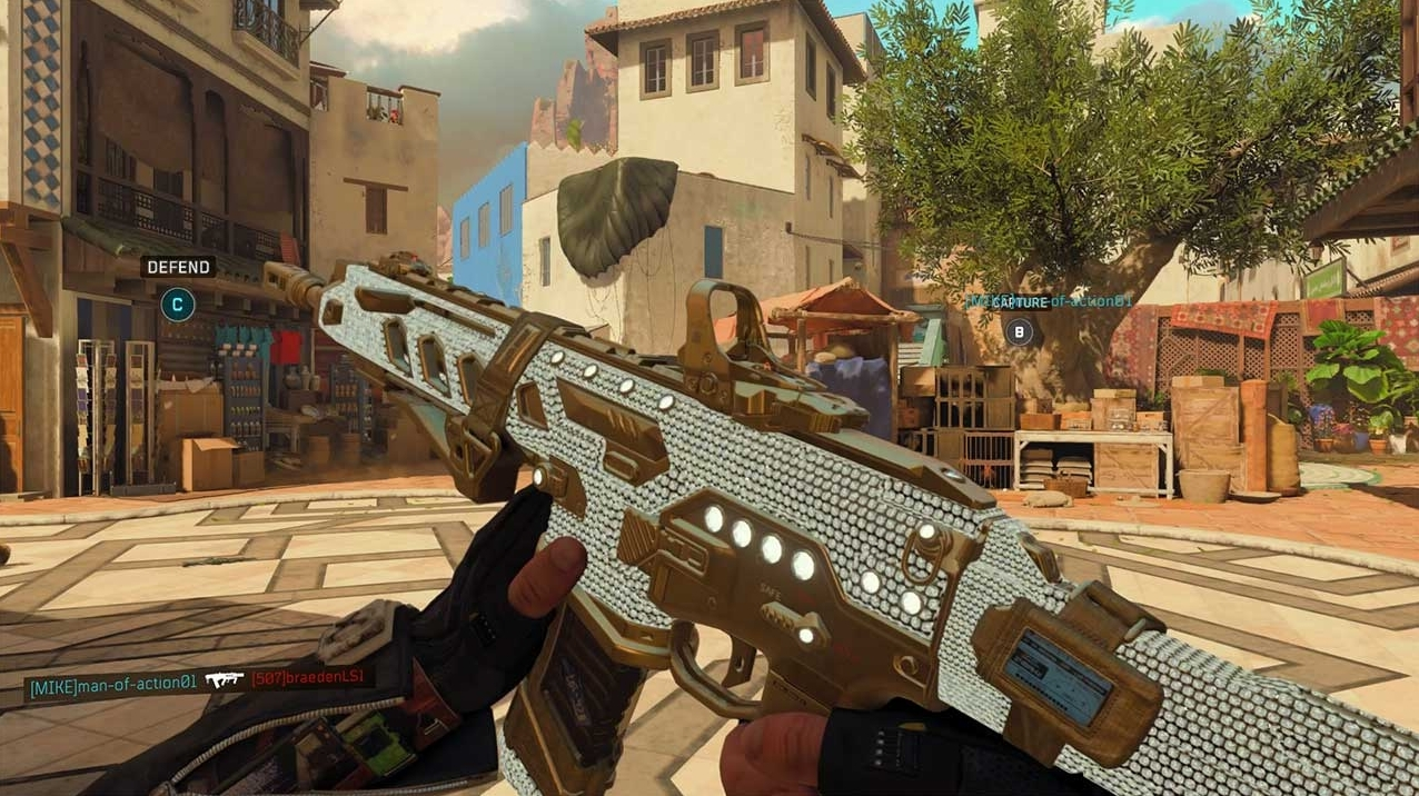 Camuflaje diamante CoD Mobile