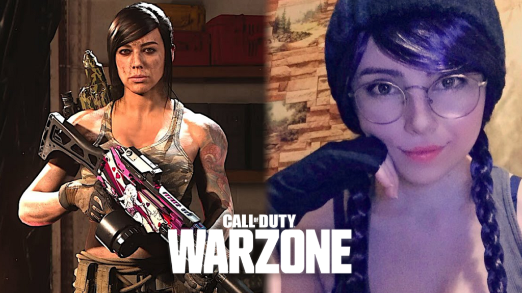 Call of Duty Cosplay
