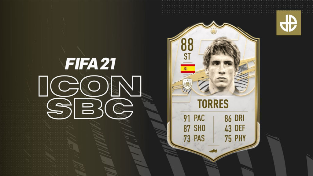 SBC Fifa 21 Fernando Torres ICON