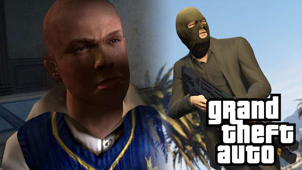 Bully y GTA