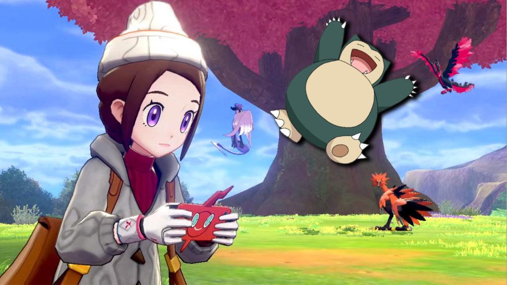 Pokémon Espada y Escudo Snorlax
