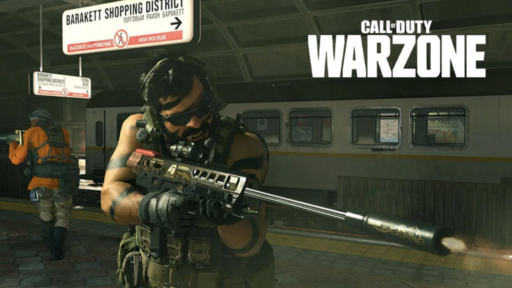 Personaje en Warzone