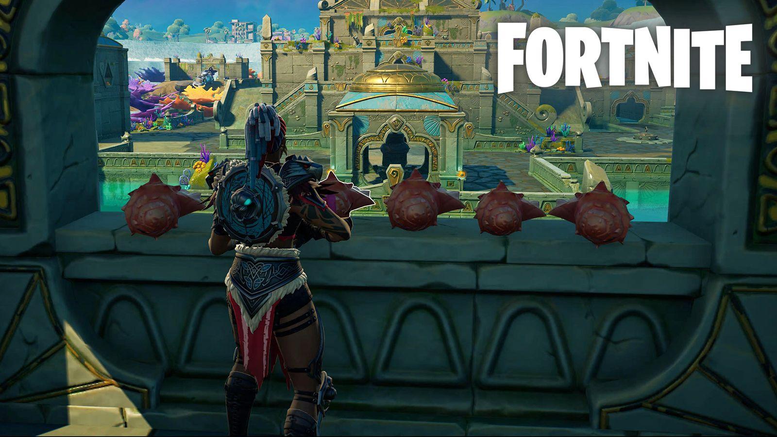 Coral Fortnite