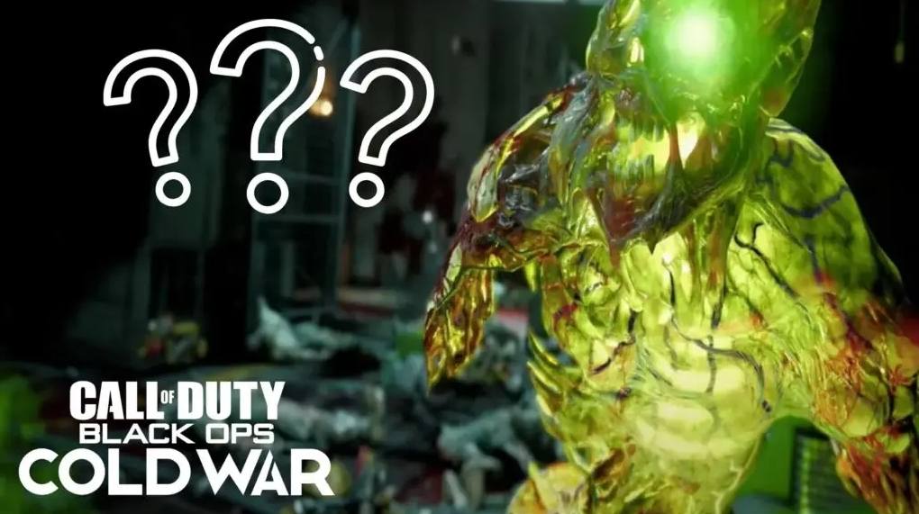 Zombies Black Ops Cold War