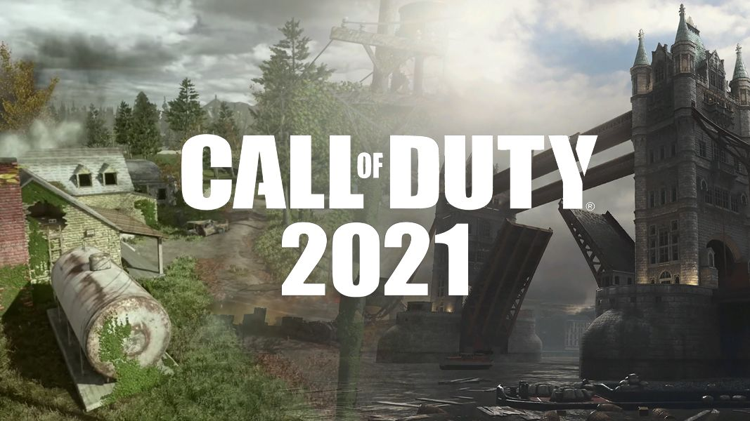 CAll of Duty 2021