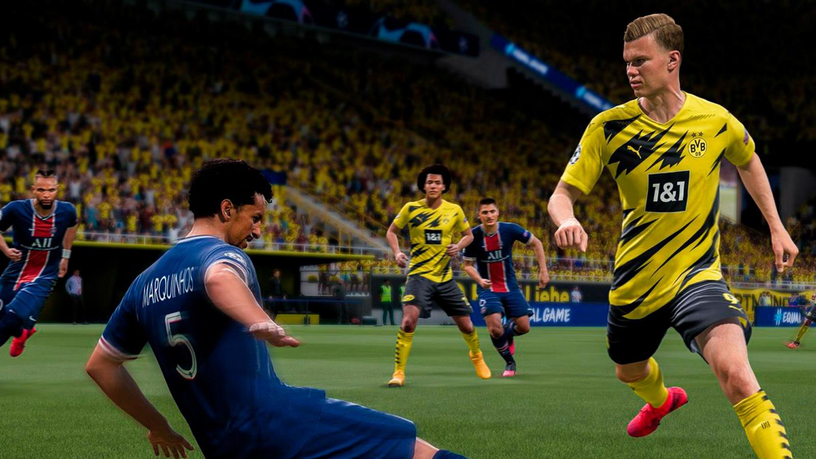 FIFA 21 jugadores jóvenes