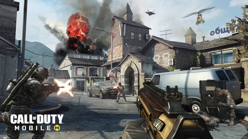 Gameplay CoD Mobile