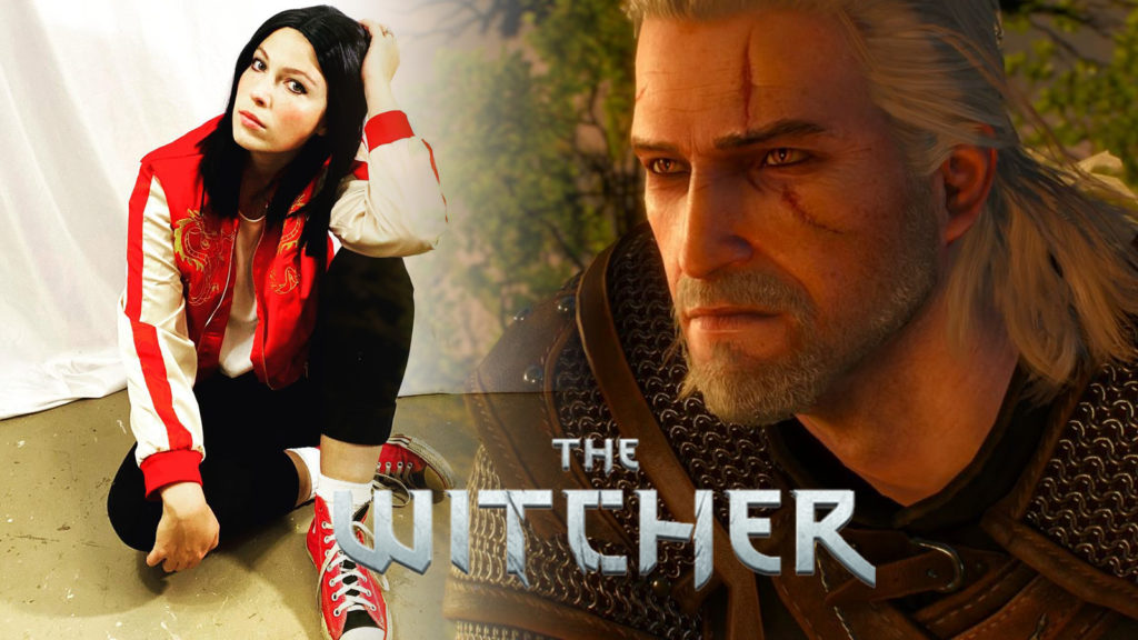 Cosplay The witcher Geralt