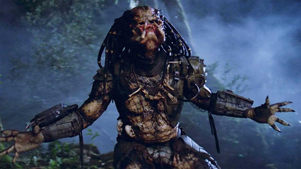 Personaje de Predator en la película