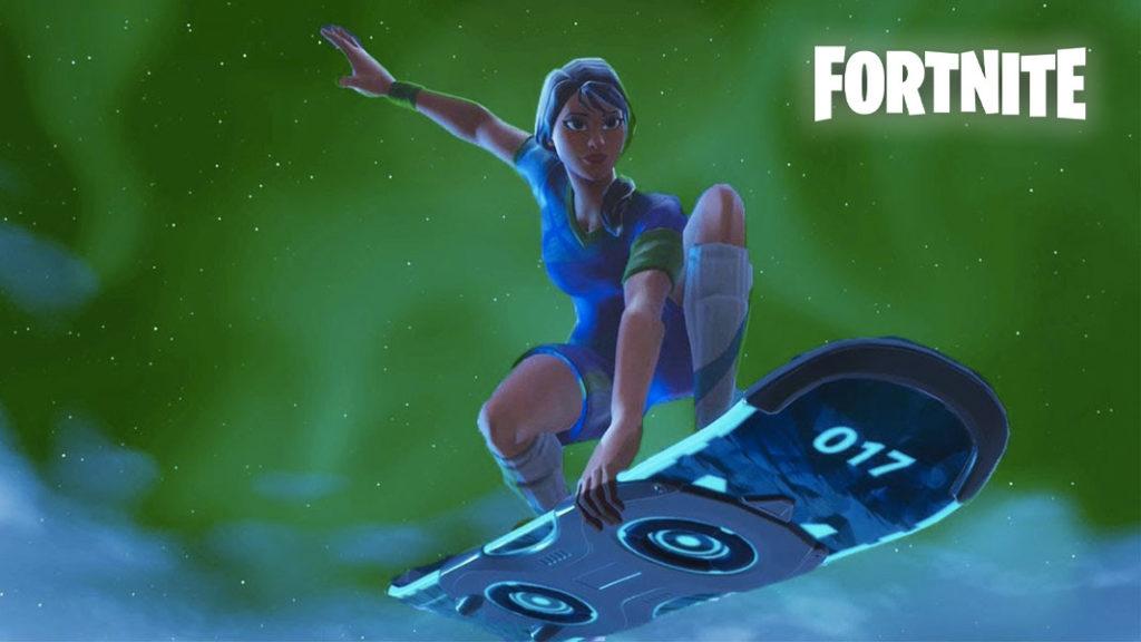 Hoverboard fortnite