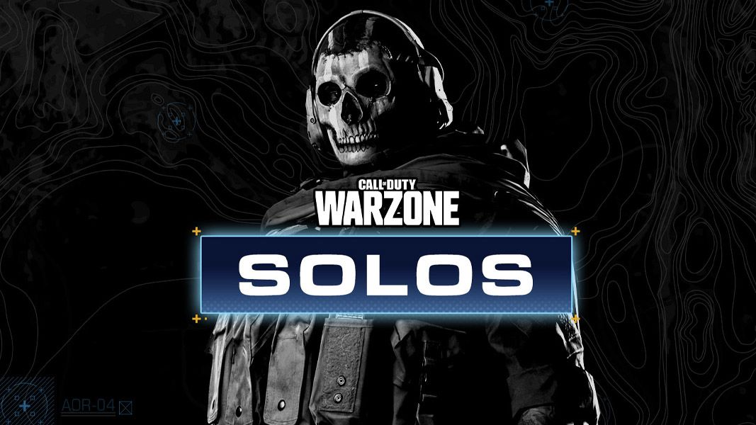 solos warzone