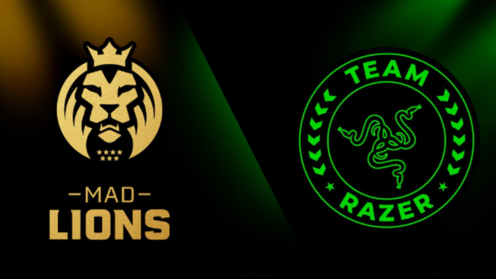 Razer nuevo sponsor de MAD Lions Esports