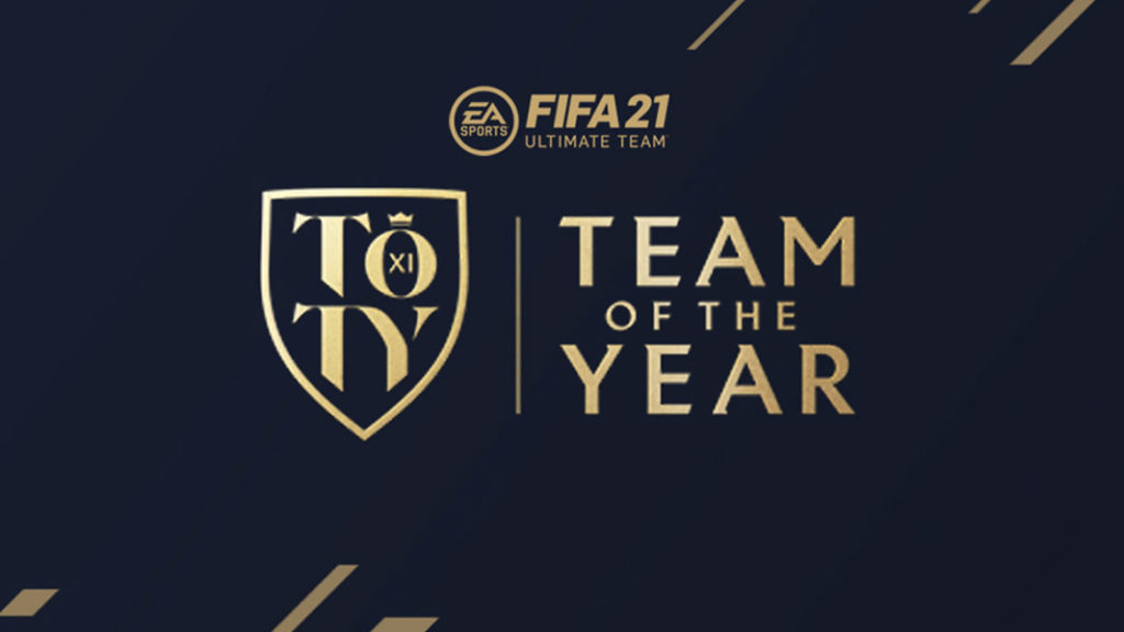 Logo FIFA 21 TOTY