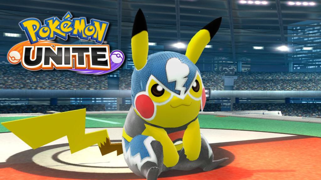 Pikachu Libre Pokémon