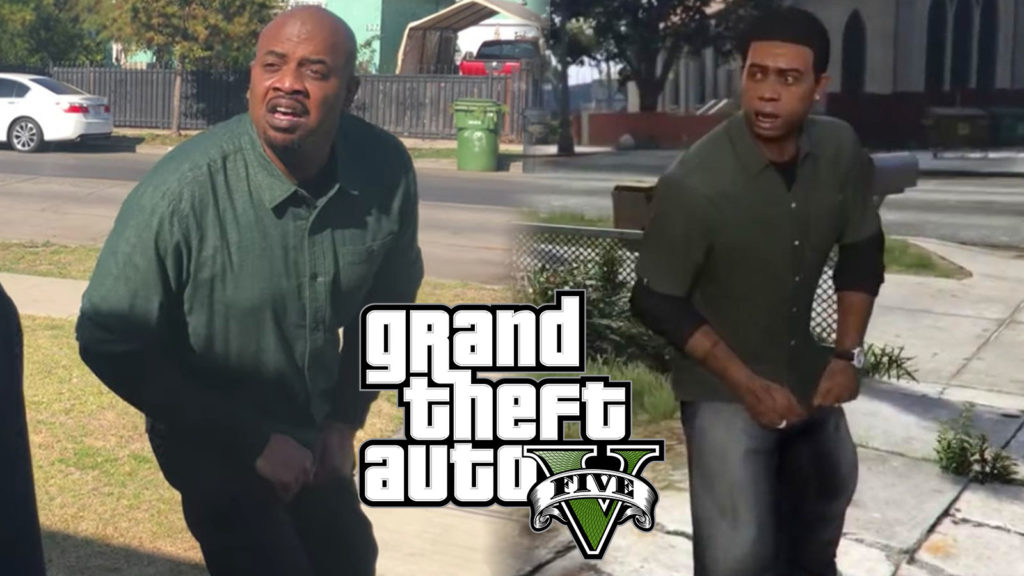 Meme GTA 5 Lamar y Franklin