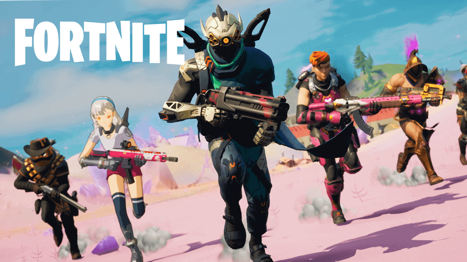 Parche fortnite