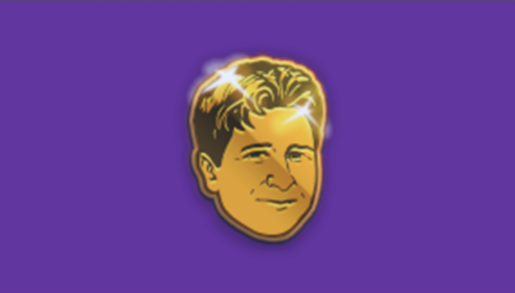 Golden Kappa Twitch