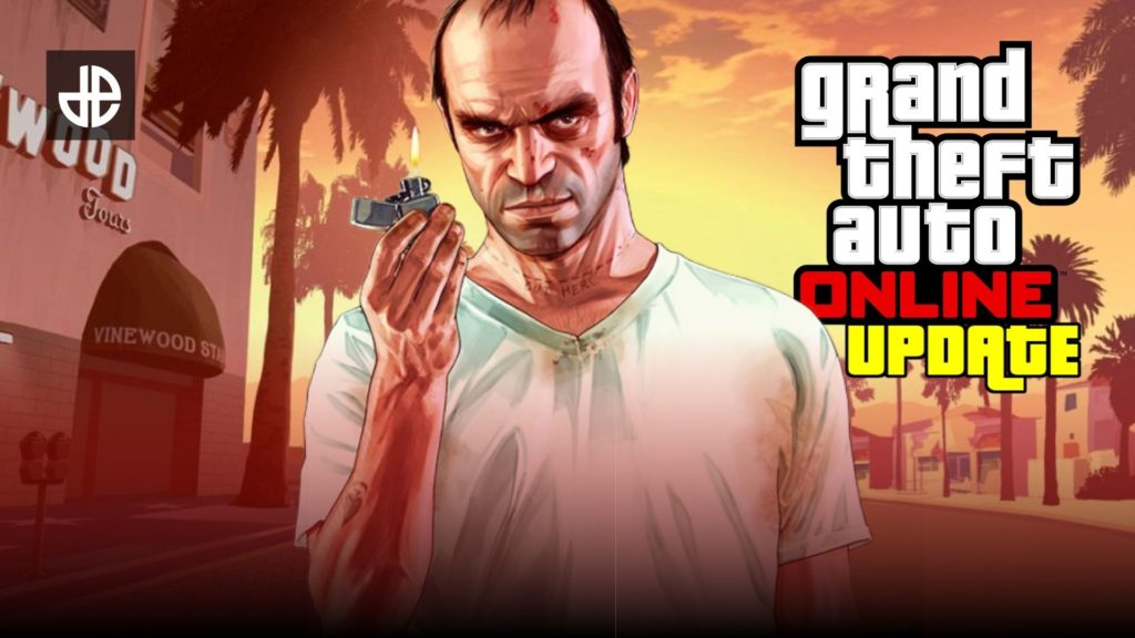 GTA Online actualización