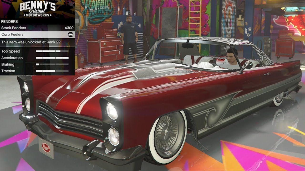 Peyote Custom GTA Online