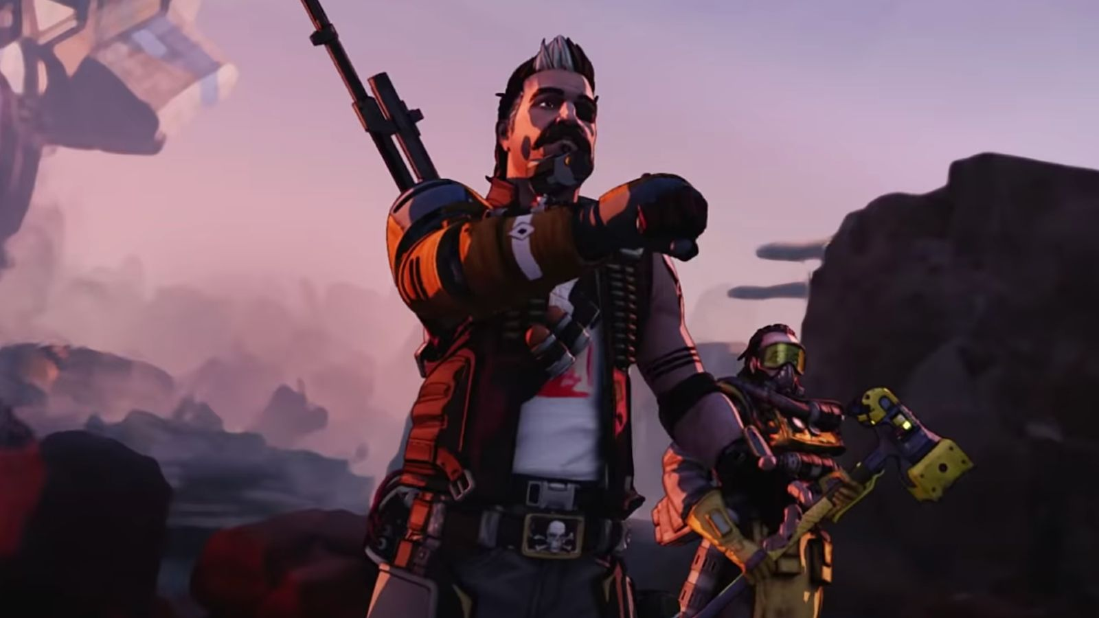 Fuse en Apex Legends