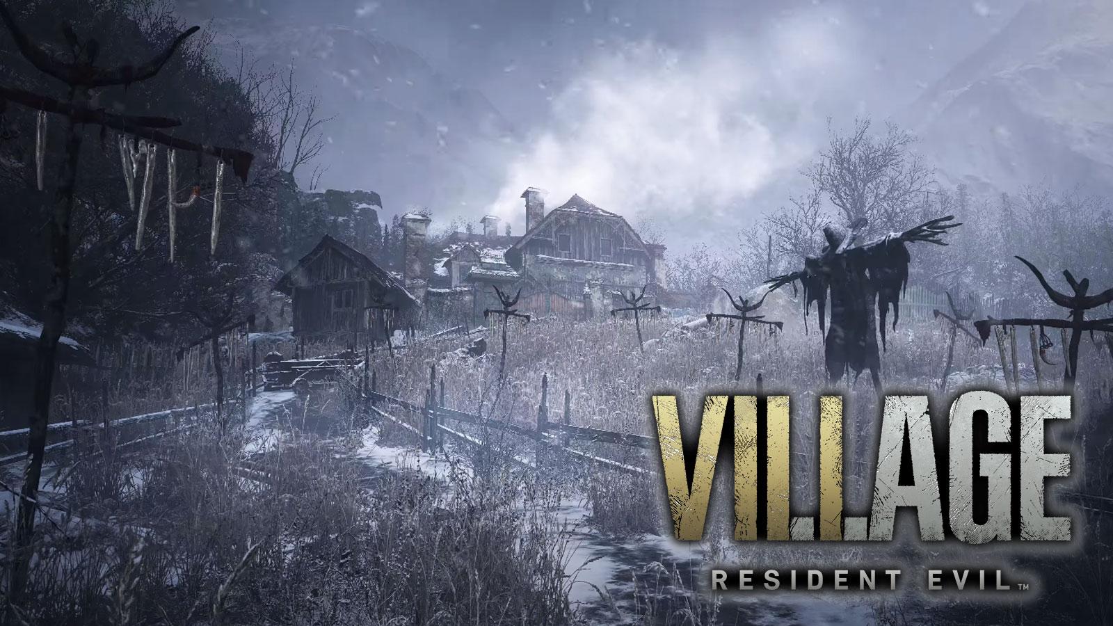 Residen Evil 8 Village
