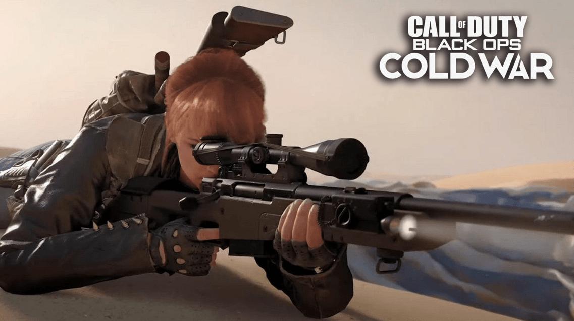 CoD Francotiradores
