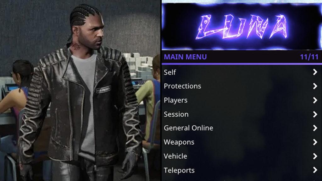 Personaje de GTA Online