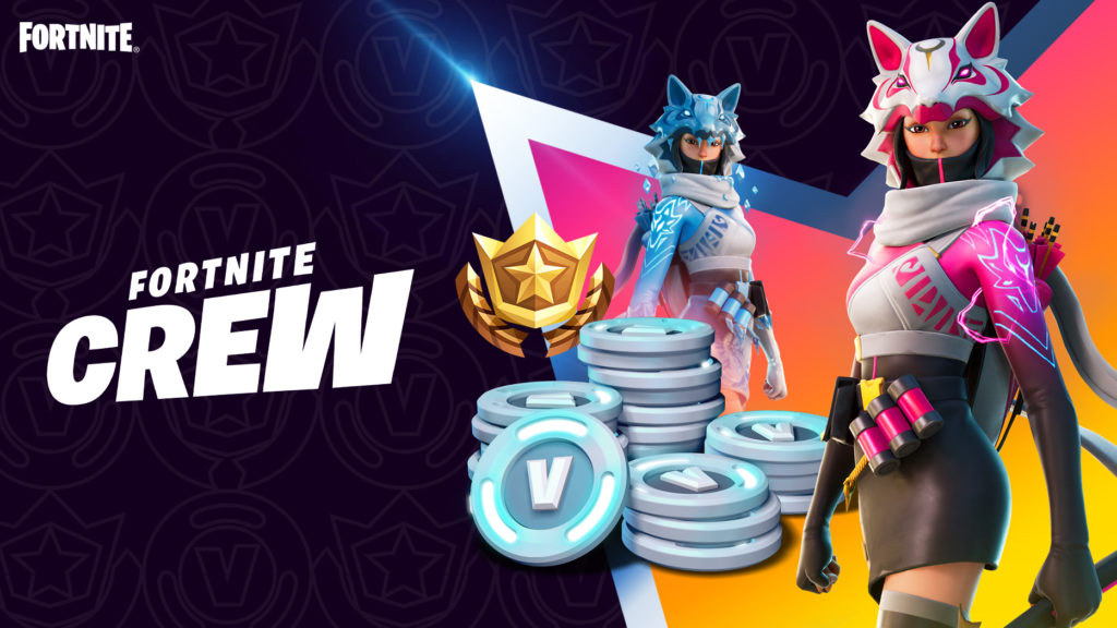 Club de Fortnite Febrero