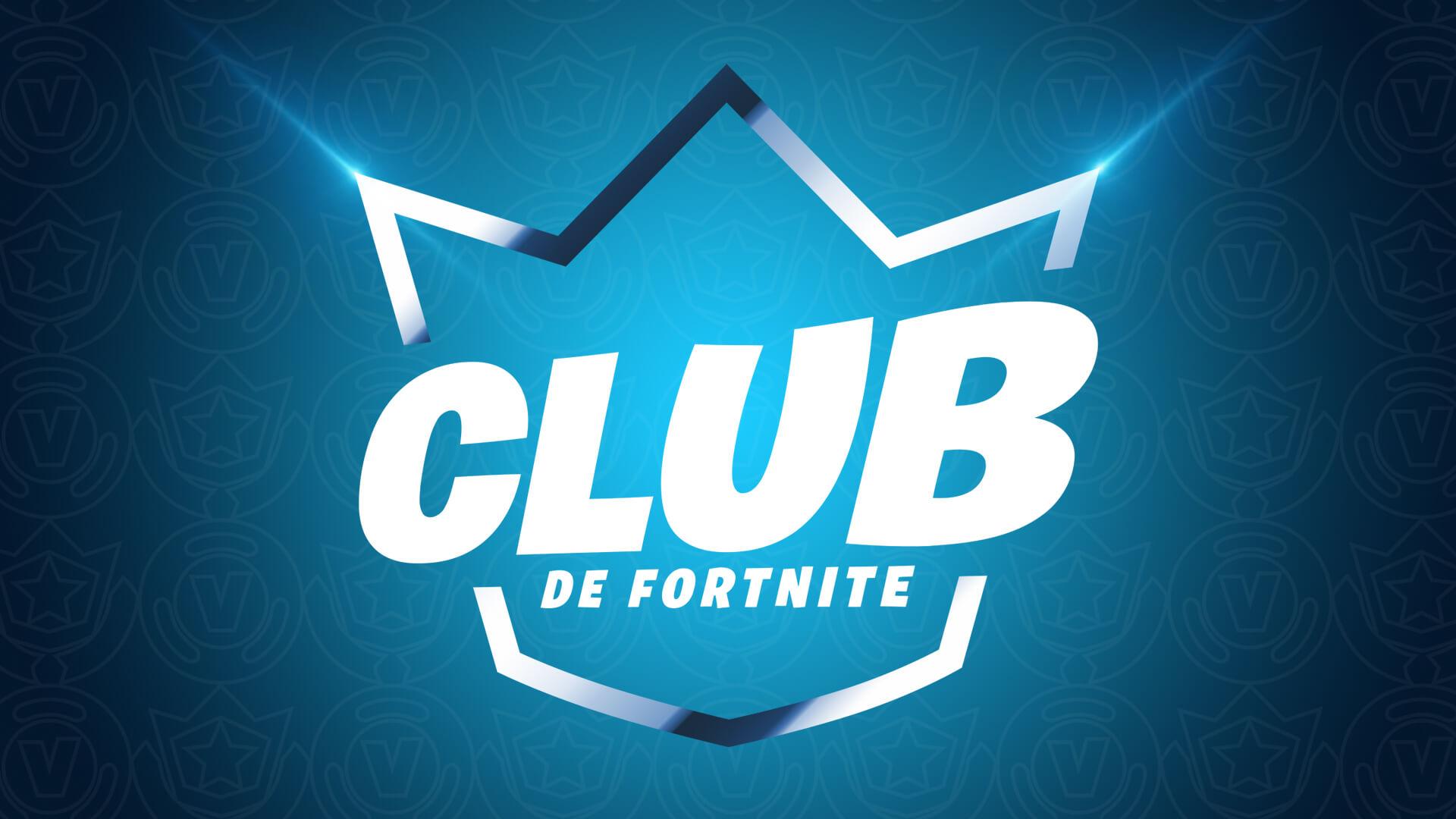 logo Club de Fortnite
