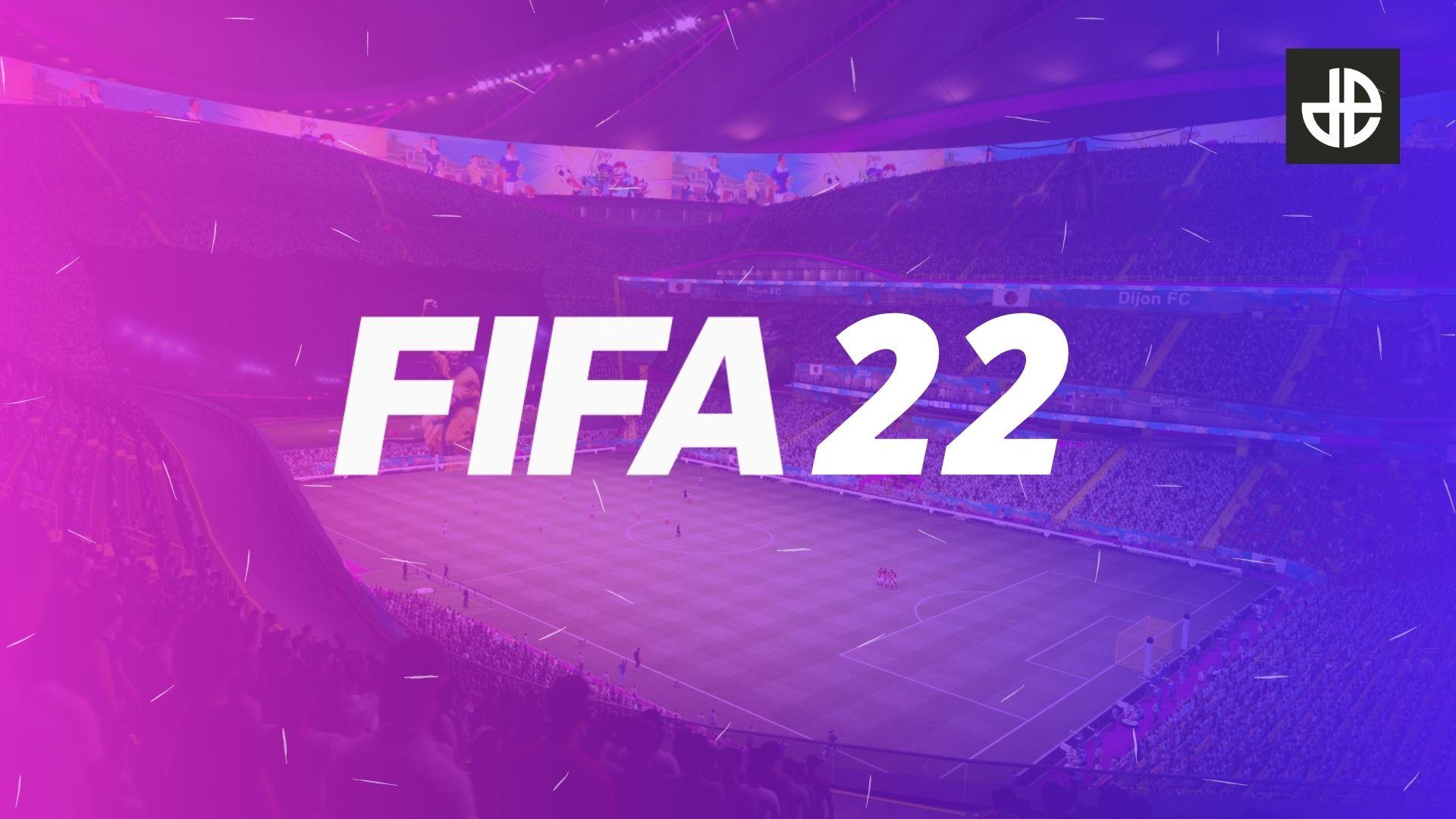 Portada FIFA 22