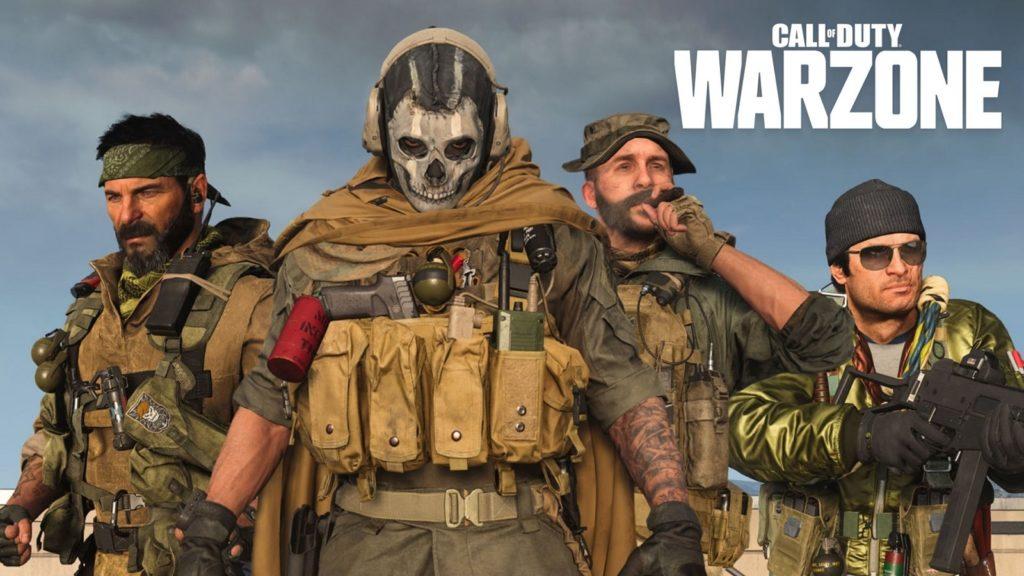 Packs gratis Warzone