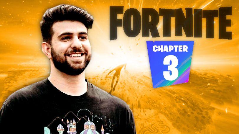 Fortnite Capítulo 3 SypherPK