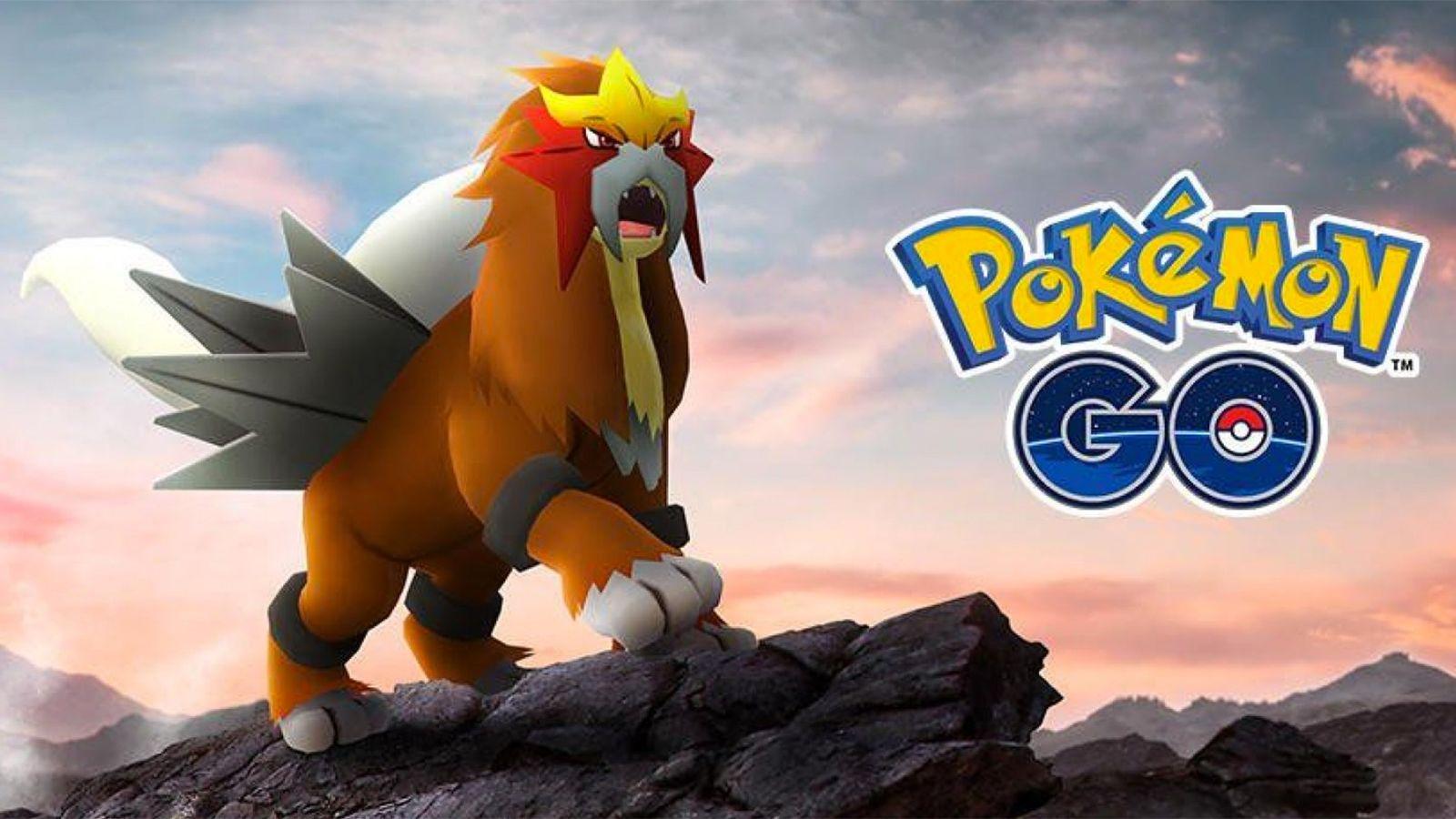 Entei Pokémon