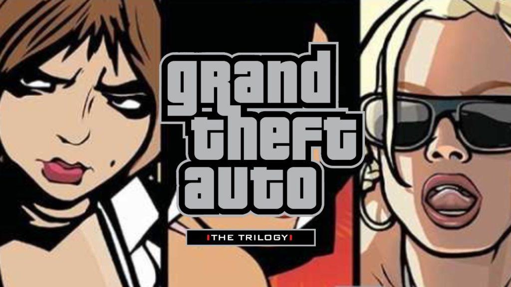 Remaster trilogia GTA