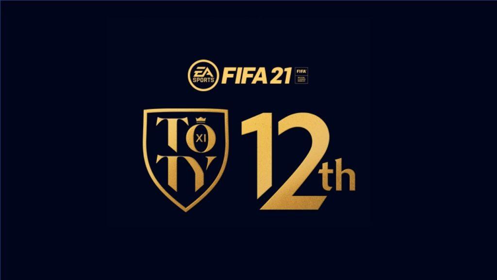 Jugador 12 FIFA 21 TOTY