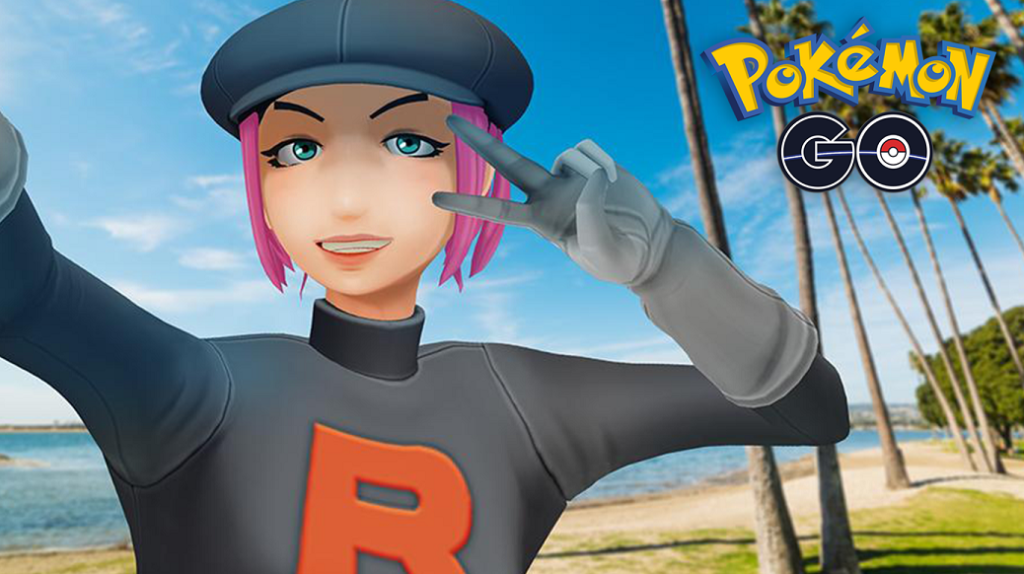 Evento Pokémon Go Team Rocket