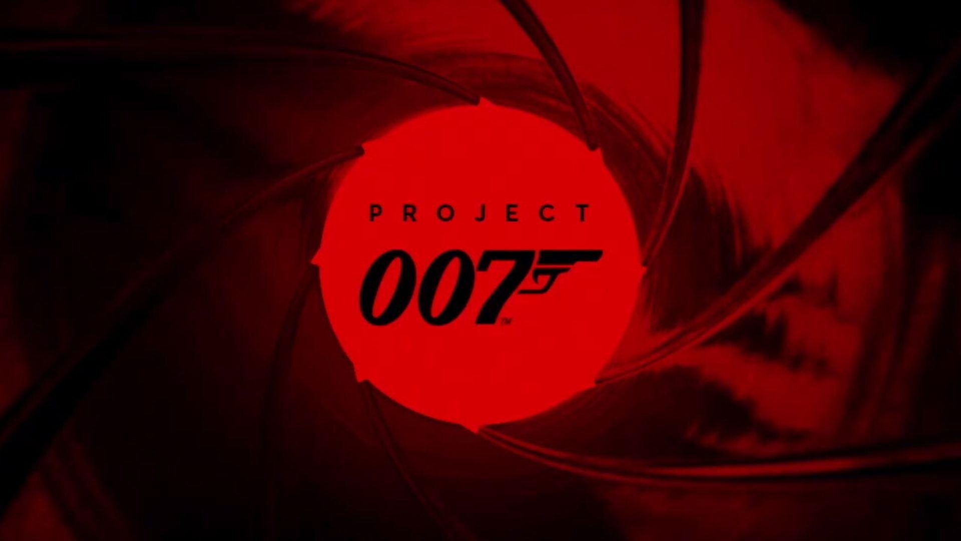 Projecto 007 James Bond Logo