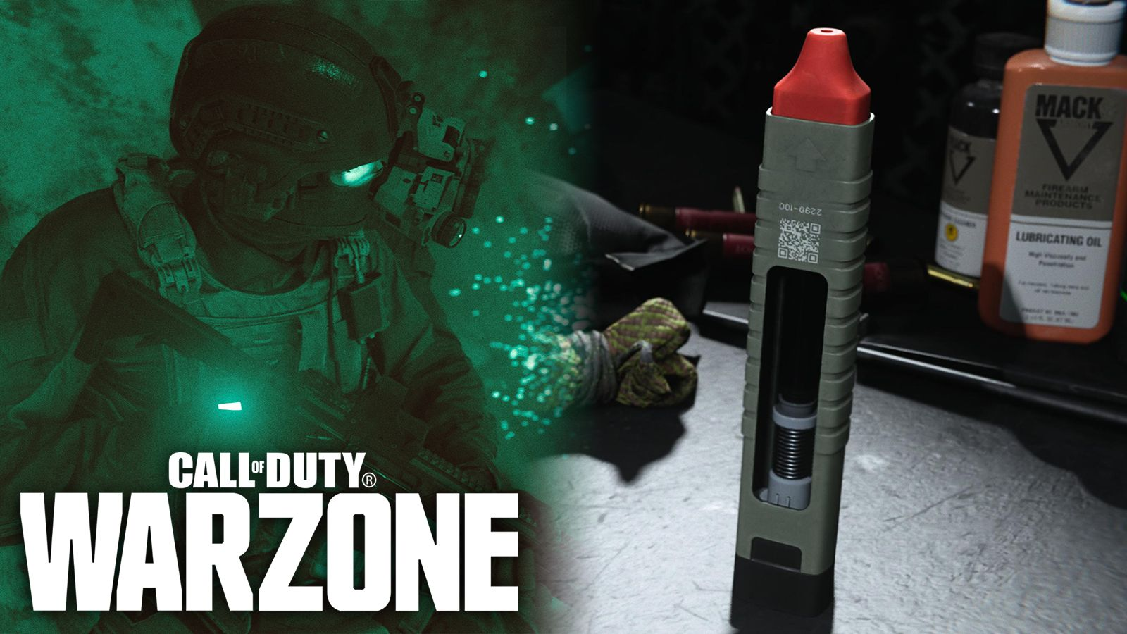 Stim Warzone