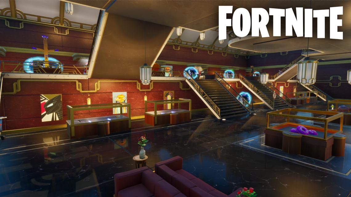 Museo de Fortnite
