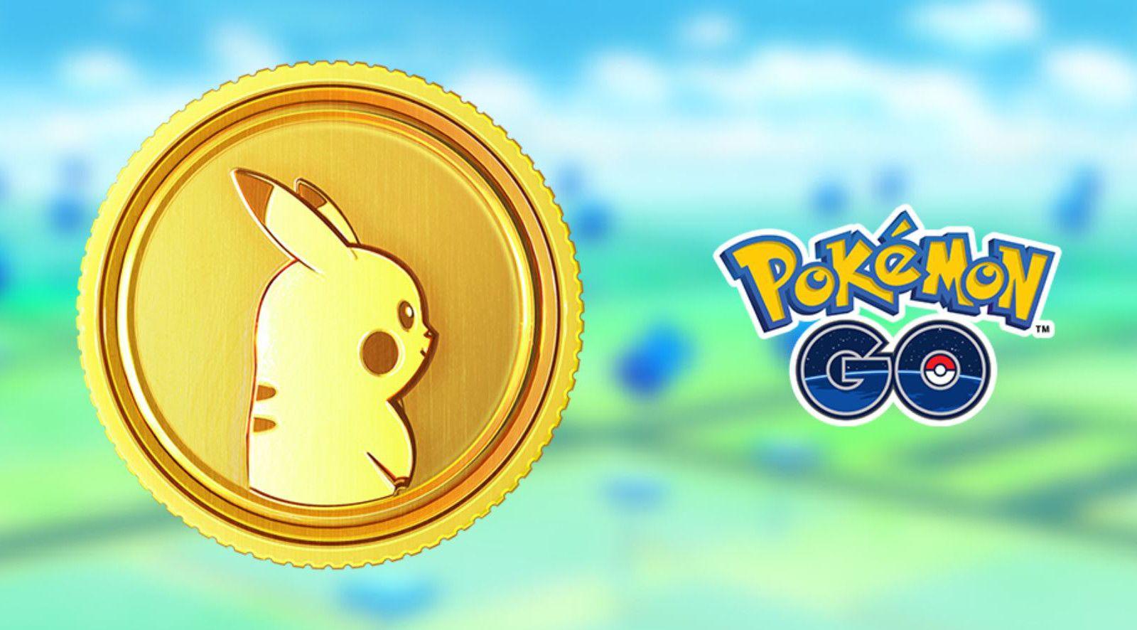 Pokémon monedas