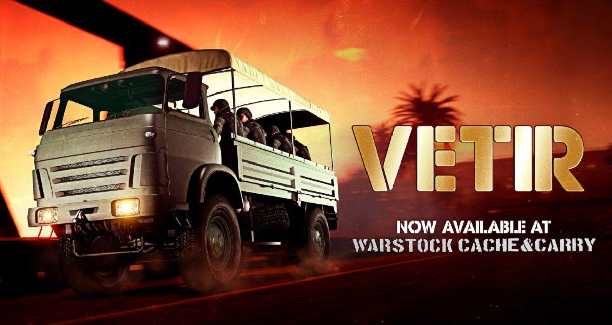 Vetir GTA Online