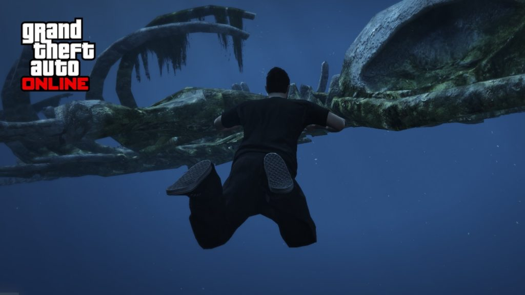 monstruo marino GTA Online