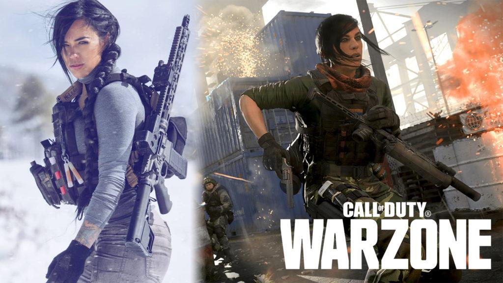 Operador de Warzone