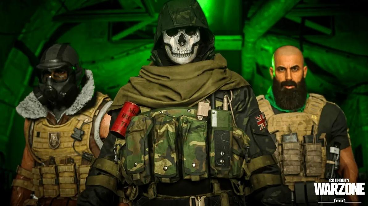 Operadores Warzone
