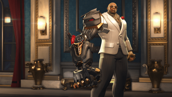 Doomfist Formal