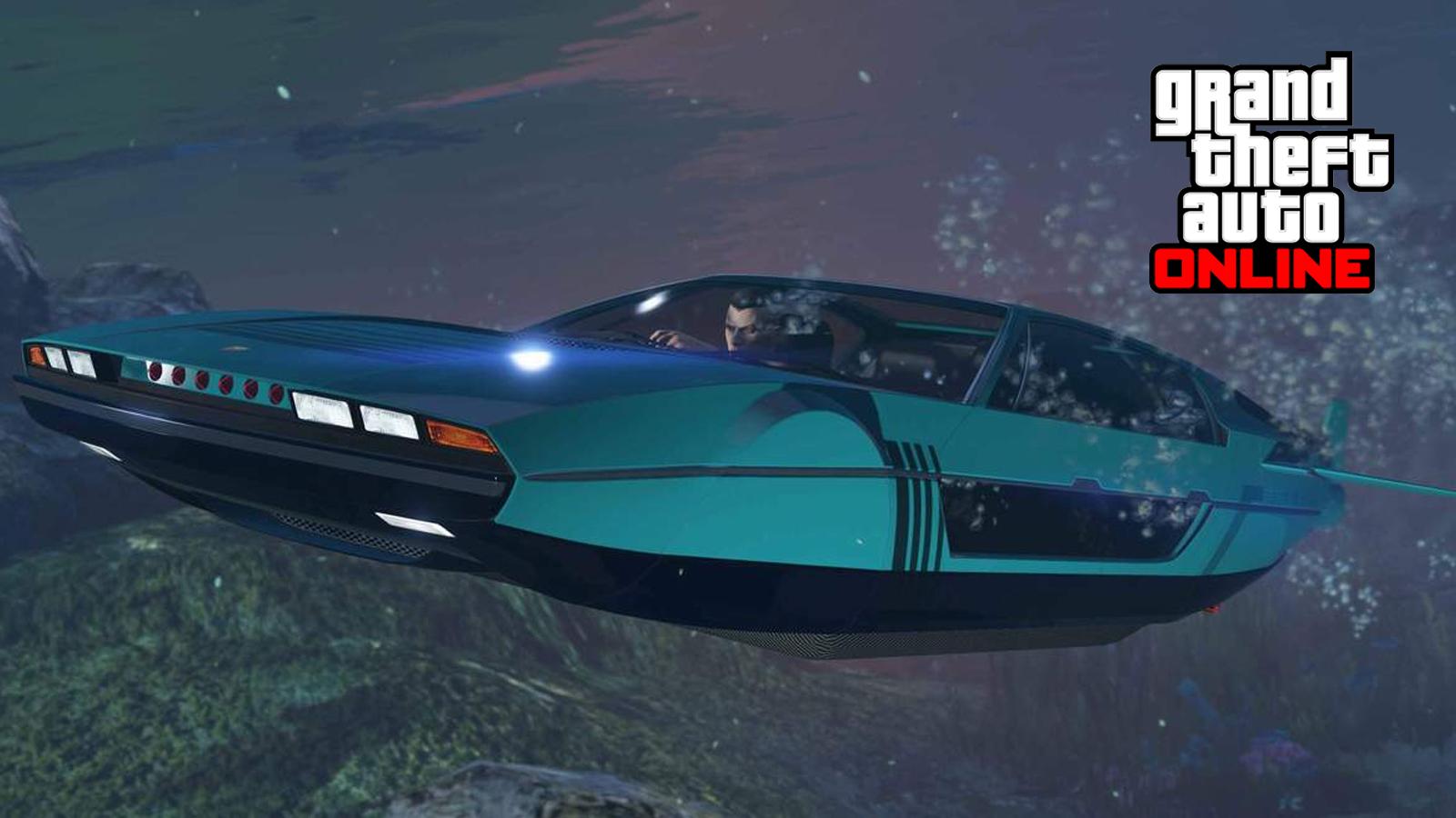 Toreador submarino GTA Online