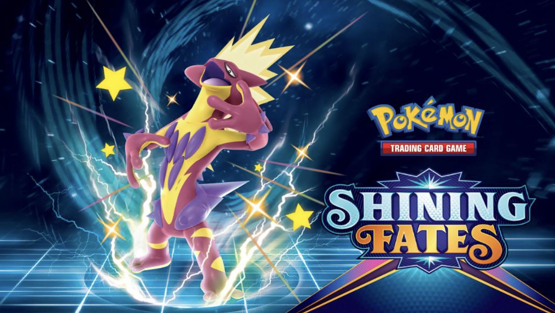 Toxtricity Shinyh Pokémon Espada Escudo