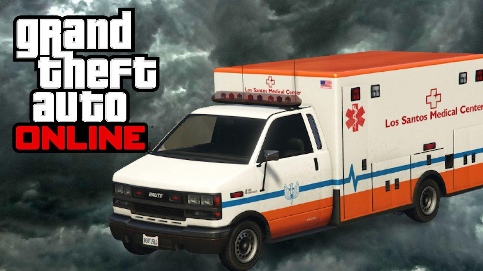 GTA RP ambulancia