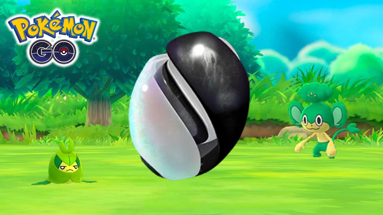 Piedra Unova Pokémon go